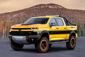 Chevy Silverado ZL1 Ready To Fight The Raptor And TRX