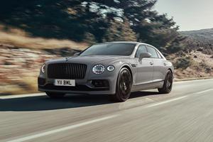 Bentley Flying Spur Just Got Even Better For 2022