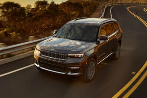 Here's How Much A Fully Loaded Jeep Grand Cherokee L Costs