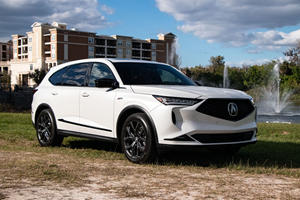 Why The 2022 Acura MDX Is One Of The Best SUVs On The Market