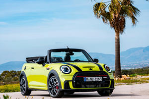Mini's Electric Cars Are About To Go Topless