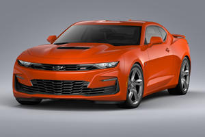 2022 Chevrolet Camaro Loses Most Eye-Catching Colors