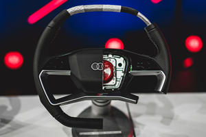 Audi Steering Wheels Are More Complicated Than You Realize