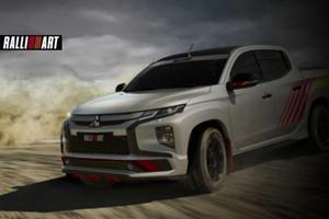 Mitsubishi's Ralliart Brand Is Back!