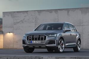 2021 Audi SQ7 Test Drive Review: Adequately Aggressive