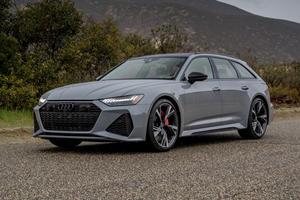 2021 Audi RS6 Avant Test Drive Review: Ballistic Warfare