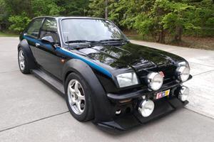 Weekly Treasure: This 1982 Vauxhall Chevette Has Honda S2000 Power