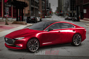 The Next Mazda 6 Will Make You Trade In Your BMW