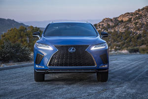 2020 Lexus RX Hybrid