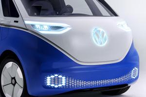Volkswagen Ready To Unleash Its Autonomous Vans