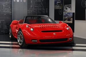 One-Off Abarth 1000 SP Is An Alfa Romeo Underneath