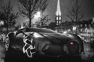 The $18 Million Bugatti La Voiture Noire Is Finally Ready