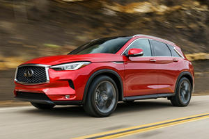 Infiniti's Best-Seller Stops Production At Worst Time
