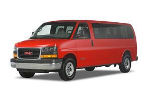 GMC Savana Passenger Van