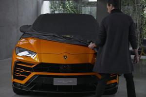 Lamborghini Gives Urus The Carbon Treatment