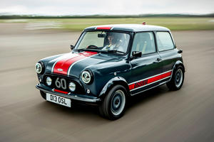 Mini Remastered Oselli Edition Is A Restomod For The Purist
