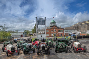 Bentley Won Its First Race 100 Years Ago