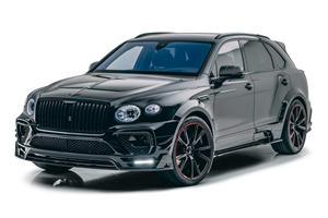 Mansory Turns Bentley Bentayga Into A 750-HP Beast