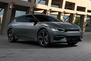 Kia Announces Fully Loaded EV6 First Edition