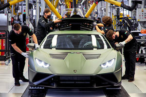 Official: All-Electric Lamborghini Due By 2030