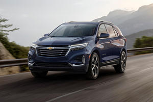 2022 Chevrolet Equinox Gets A Price Increase