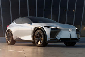 Lexus Has A BIG Reveal Coming Next Year