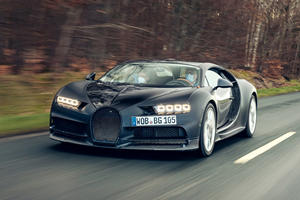 This Is The Most Abused Bugatti Chiron On The Planet