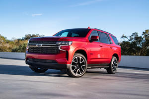 Chevy Tahoe And Suburban Sales Prove That Diesels Still Matter