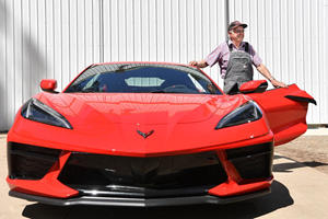 87-Year-Old Chevy Fan Waited 60 Years For The Right Corvette