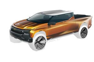 GM Reveals Chevy Silverado Of The Future
