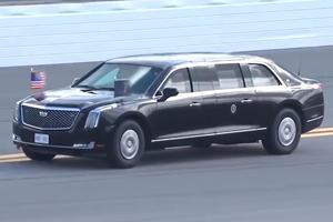 Joe Biden Wants To Electrify The Presidential Limousine