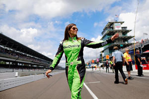 Danica Patrick Will Drive The Indy 500 Pace Car