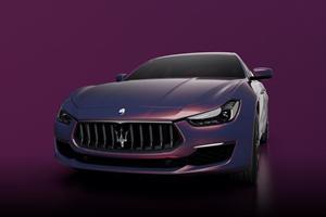 Maserati And Chinese Fashion Designer Create Special Ghibli Hybrid
