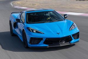 Chevrolet STOPS Corvette Production Again