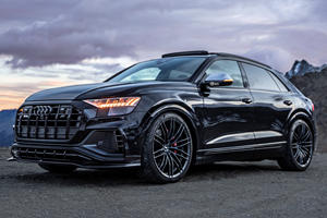 This 640-HP Audi SQ8 Would Embarrass A Cayenne Turbo