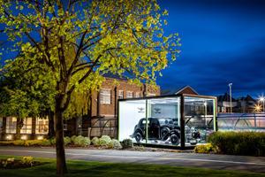 Bentley Celebrates 75 Years Building Cars In Crewe