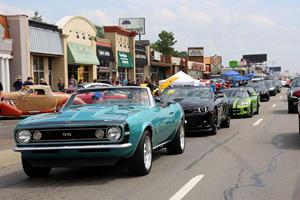 Detroit's Woodward Dream Cruise Returns This Summer