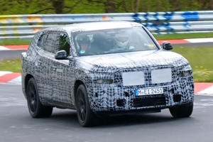 The BMW X8 Is Shaping Up To Be An Absolute Beast