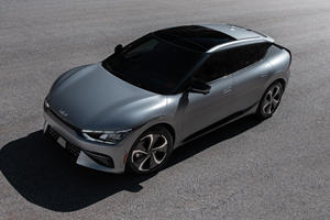 The EV6 Will Replace Stinger As Kia's Performance Halo Model