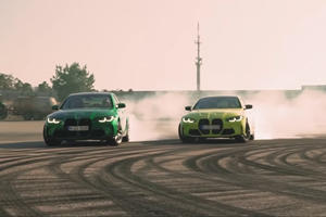 The New BMW M3/M4 Look Like Crazy Fun To Drift
