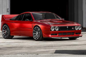 Legendary Lancia 037 Reimagined For The Modern Era