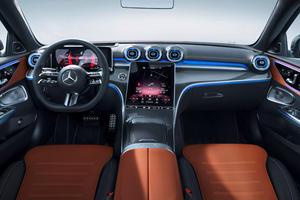 Mercedes Unveils Three Unique Trims For 2022 C-Class