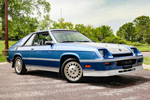 Weekly Treasure: 1984 Dodge Shelby Charger