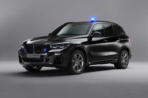 Latest Armored BMW X5 Ready To Protect Aussie Police From AK-47 Attacks