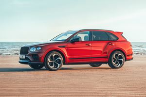 2022 Bentley Bentayga S Is A Speed Without The W12