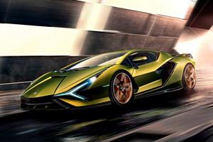 Official: Lamborghini Rejects $9 Billion Offer