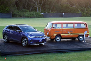 Volkswagen's Electric Bus Shows Just How Far We've Come In 40 Years