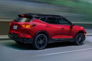 Chevrolet Blazer Gets Big Changes For 2022