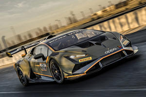Lamborghini Huracan Super Trofeo EV02 Is Absolutely Insane