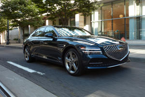 2021 Genesis G80 Sets New Safety Standards For Luxury Sedans